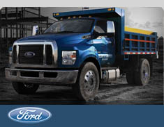 Ford Alt Fuel Trucks